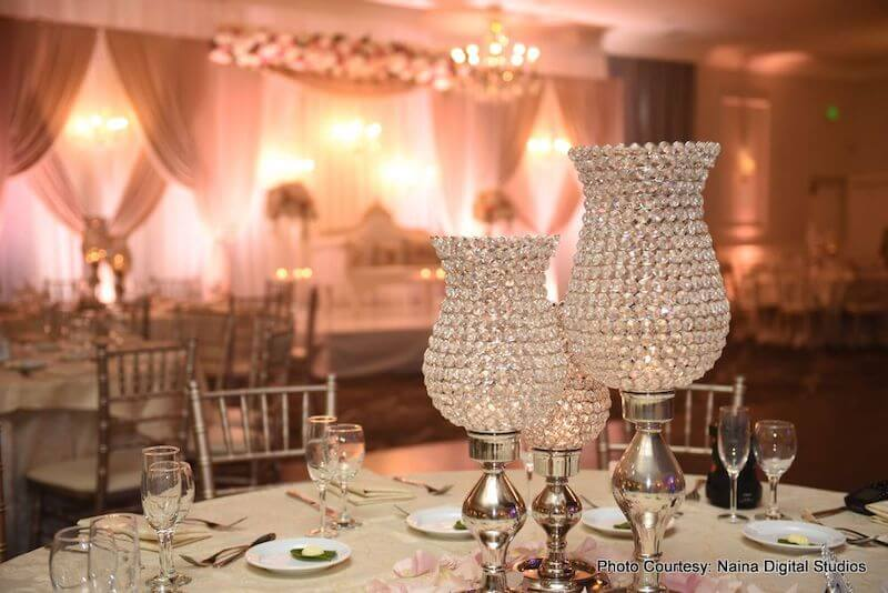 Detailed Decor for the wedding