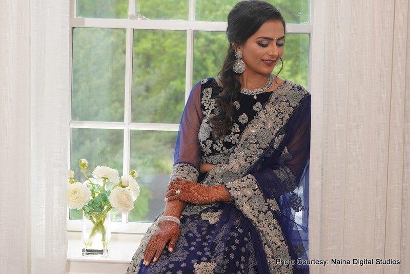 Indian Bride Makeup by Aysh Makeup