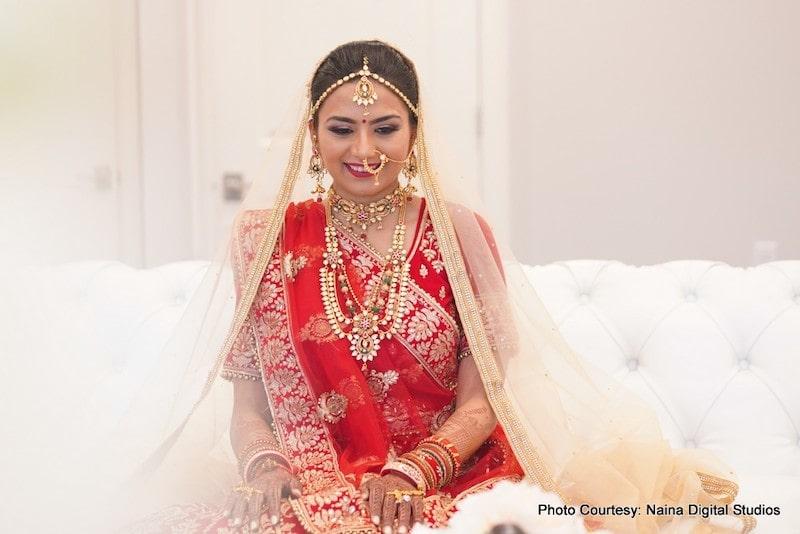 Fabulous Indian Wedding dress
