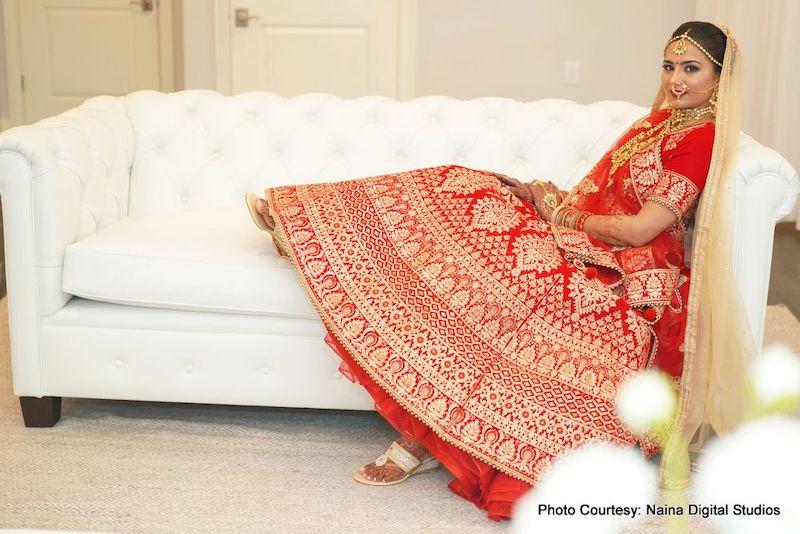 Charming Indian Bride Capture