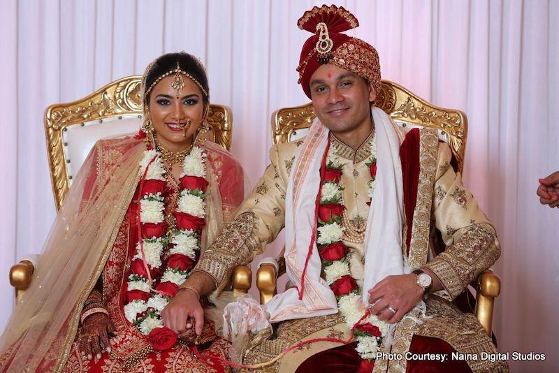 Newly Weds Indian Couple Capture