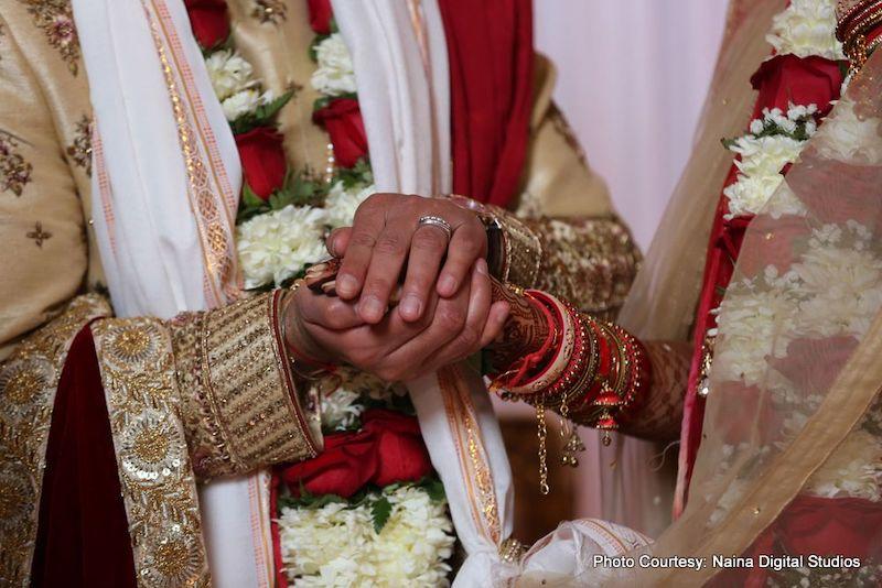 Hast Melap - Indian Wedding Ritual
