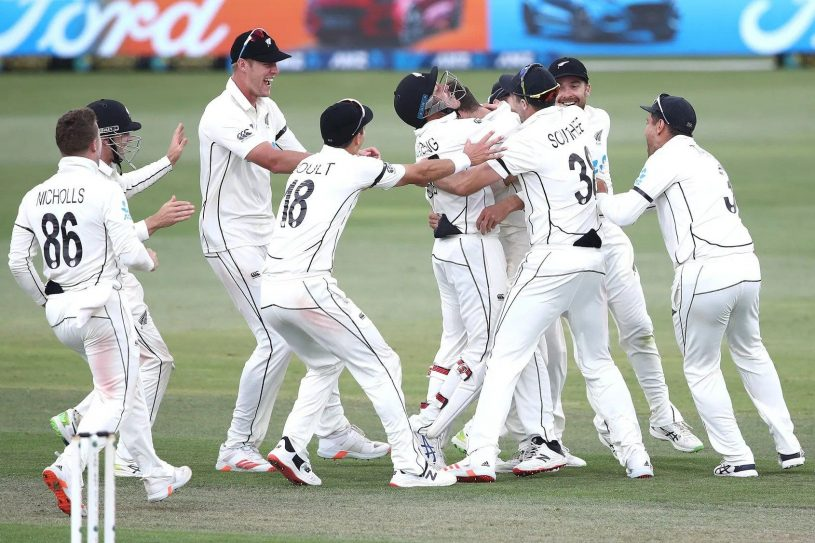 New Zealand qualify for the inaugural ICC World Test Championship final
