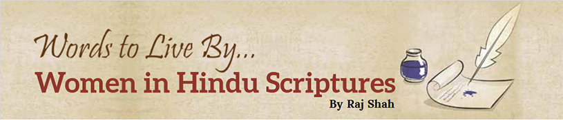 Words to Live By: Women in Hindu Scriptures