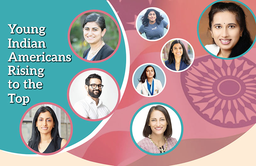 Young Indian Americans Rising to the Top
