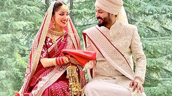 Yami Gautam Marries director Aditya Dhar