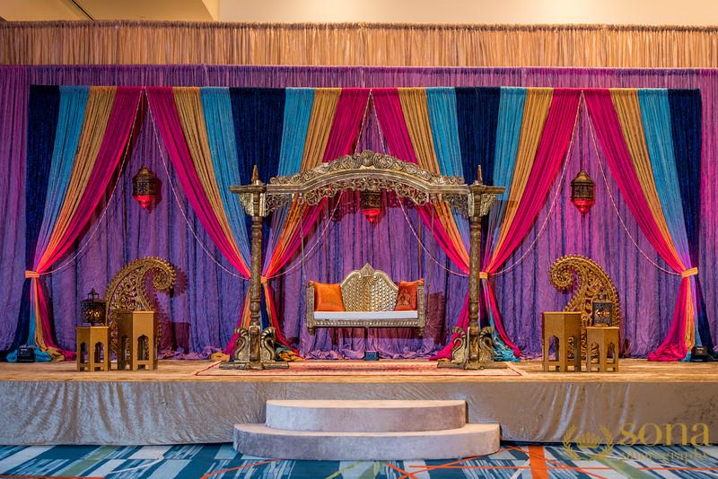 Wedding Decor at Indian Wedding